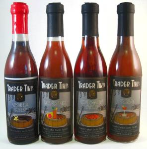 Trader Tiki Syrups