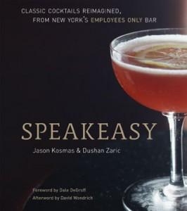 Speakeasy cover