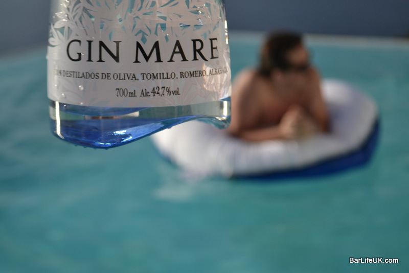 Gin Mare Mediterranean Inspiration UK Final in Ibiza