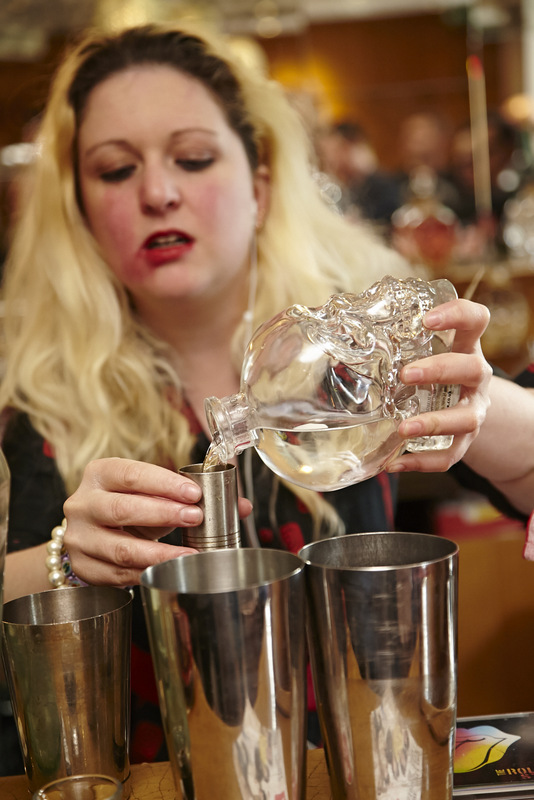 Crystal head vodka cocktail competition results barlifeuk for Morning cocktails with vodka