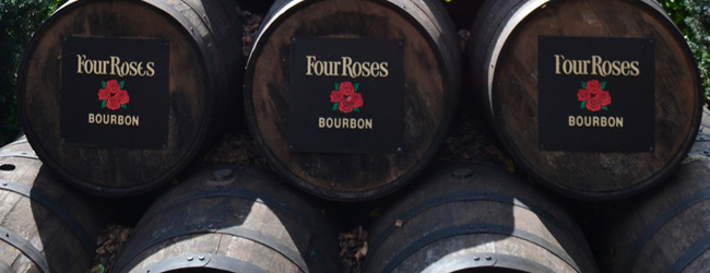 A Trip to Bourbon Fest in Kentucky with Four Roses