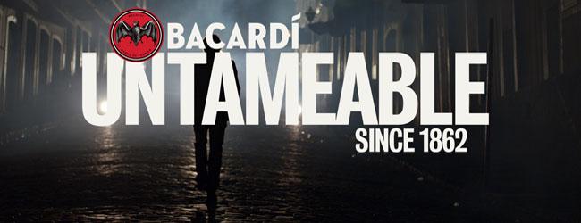 BACARDÍ Gets Untameable