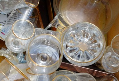 Editor's Blog: Looking for Vintage Glassware and Retro Junk for your Bar? Come to Wimbledon Dog Track