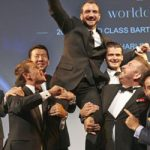 America's Charles Joly Wins the 2014 World Class Final in London