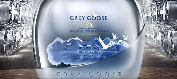 Grey Goose VX Launched