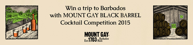 BarLifeUK Competitions - The island of Barbados is home to Mount Gay Rum and for a few days recently a bunch of UK bartenders.