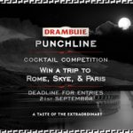 Win a Trip to Skye, Rome & Paris with Drambuie
