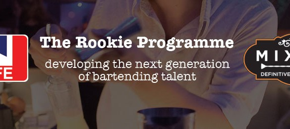BarLifeUK and Mixxit Launch Rookie Programme