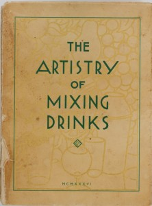 The-Artistry-of-Mixing-Drinks-222x300