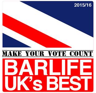 BarLifeUK News - BarLifeUK Launch Bar Awards