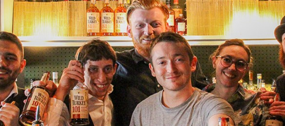 Wild Turkey Competition West London Heat Results