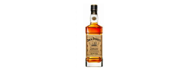 Jack Daniel's Goes for Gold with new No. 27 limited edition