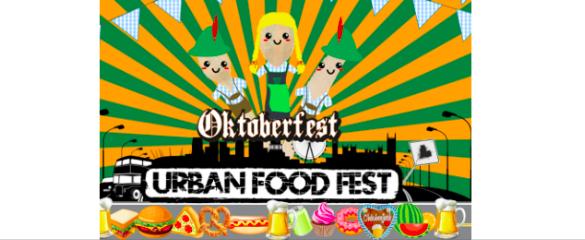"""Urban Food Fest's """"Oktoberfest"""""""
