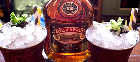 Appleton Estate Bartender Challenge Bristol and Leeds Heat Results