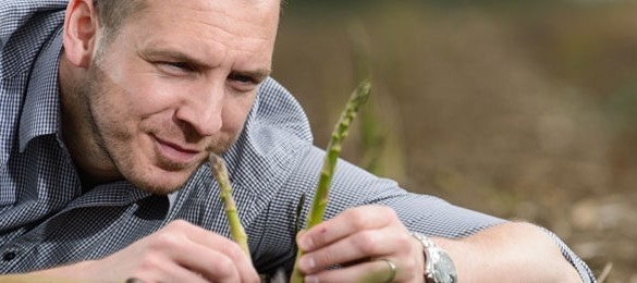 Portobello Road Gin Launch Director's Cut Asparagus Limited Edition