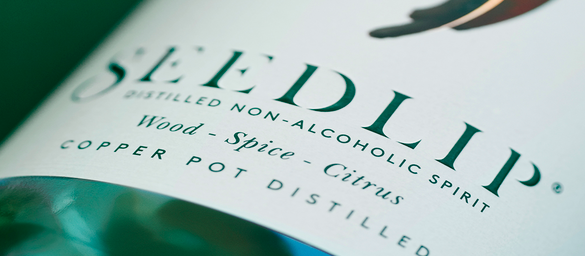 The Launch of Seedlip – The World's First Distilled Non-Alcoholic Spirit