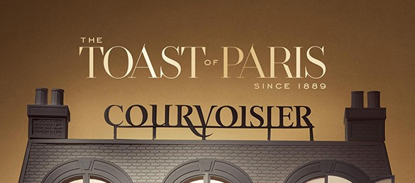 Courvoisier Toast of Paris Competition Returns