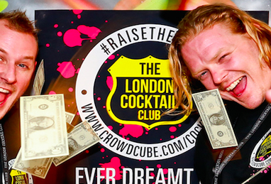 The London Cocktail Club Launch Crowdfunding Campaign #RaiseTheBar