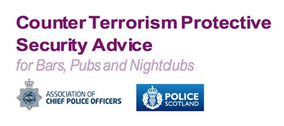 Counter Terrorism Advice For Bars