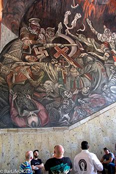 Herradura-mural
