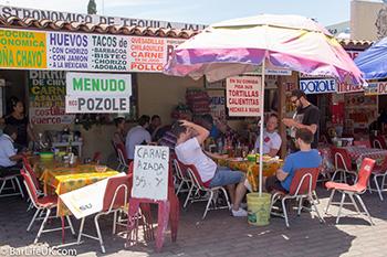 Herradura-taco-hut