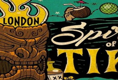 Spirit of Tiki Beach Pop-Up Comes To London