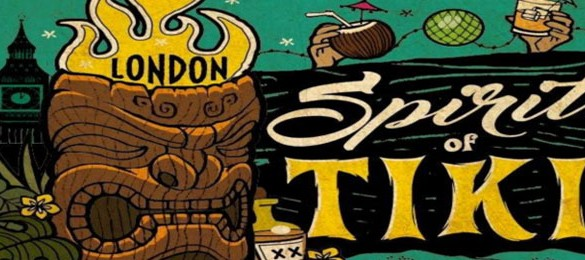 Spirit of Tiki Beach Pop-Up Comes To London