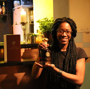 BarLifeUK Competitions - Stephanie Simbo Becomes Ron Diplomatico's Latest New Diplomat