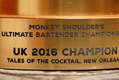 Monkey Shoulder Ultimate Bartender Championship Winner Crowned