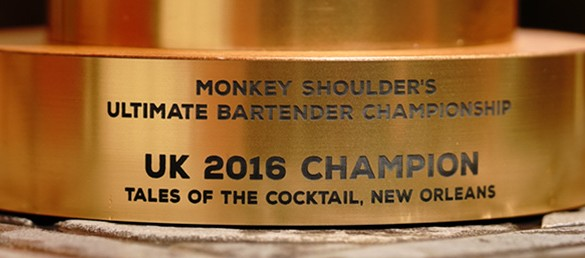 Monkey Shoulder Ultimate Bartender Championship Winner Crowned