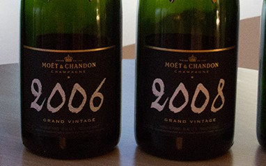 Champagne 101 with Moet & Chandon