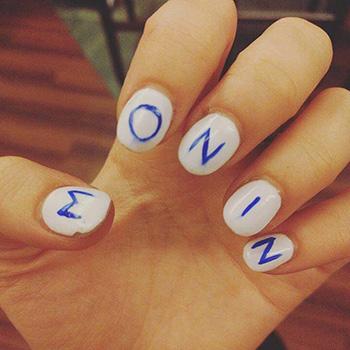 Charley's Monin Nails