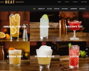 BarLifeUK News - Pernod Ricard BEAT Ambassador Team Launch New Website