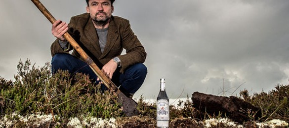 Portobello Road Gin Release Great Fire-Inspired Smokey Special Edition