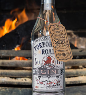 BarLifeUK News - Portobello Road Gin Release Great Fire-Inspired Smokey Special Edition