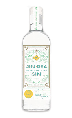 BarLifeUK News - Former Chartreuse Ambassador Launches Jindea Single Estate Tea Gin