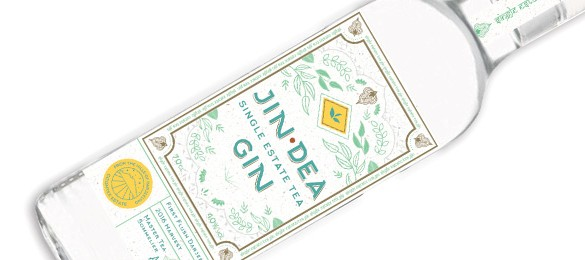 Former Chartreuse Ambassador Launches Jindea Single Estate Tea Gin