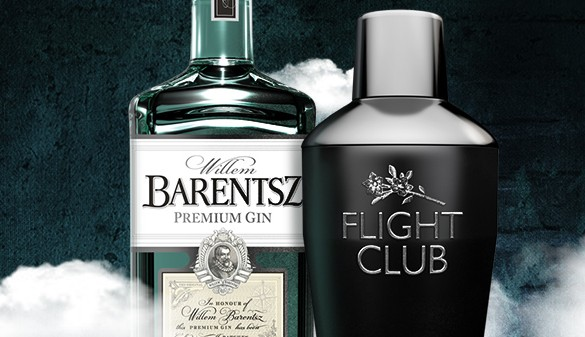 Win a Skydiving Adventure with Willem Barentsz Gin's 'The Flight Club' Competition