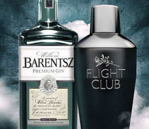 BarLifeUK Competitions - Win a Skydiving Adventure with Willem Barentsz Gin's 'The Flight Club' Competition