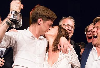 Ran Van Ongevalle Highlights Family At Bacardi Legacy 2017