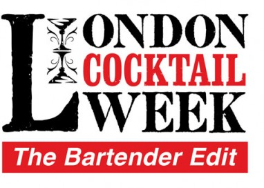 London Cocktail Week 2017: The Bartender Edit Seminar Schedule