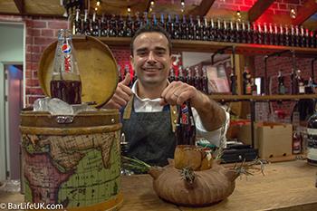 Salvatore's serves