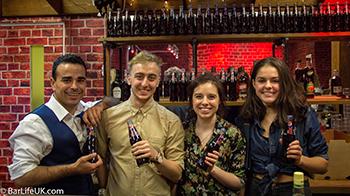 Salvatore, Jack, Eloise & Amber