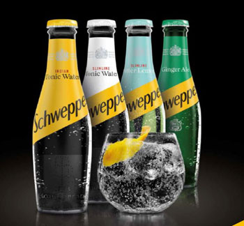 BarLifeUK News - Schweppes Launch Premium 1783 Mixer Range as Part of Biggest GB Brand Investment To Date