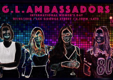 G.L.AMBASSADORS Support UK Women & Girls Fund