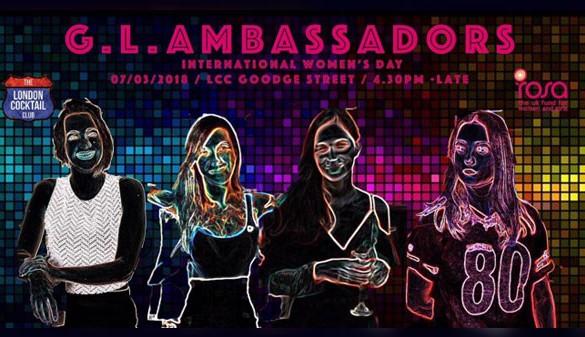 G.L.AMBASSADORS Support UK Women & Girls Fund