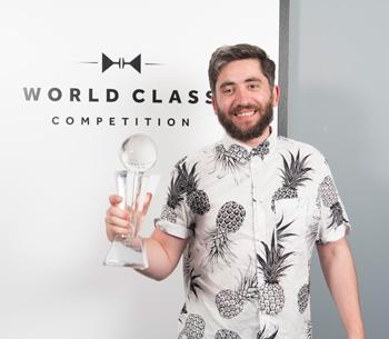 2017 UK Champion, Jamie Jones.