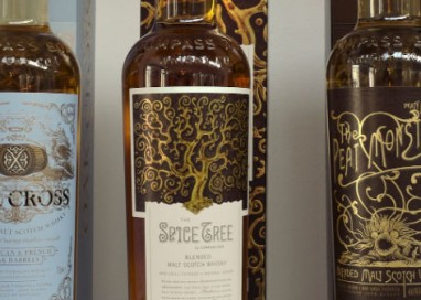 Cask Liquid Marketing to Distribute Compass Box Whisky, Launch Bartender Comp