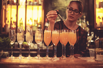 Bartender pipettes
