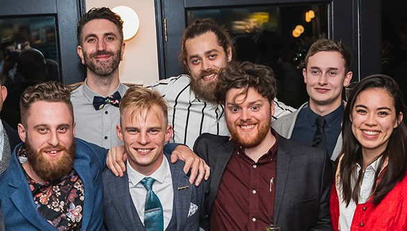 Daniel Warren Triumphs At Diageo Reserve World Class GB Finals